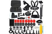 Generic Sports de plein air accessoires 58-in-1 kit pour gopro hero7 6 5 3+ 2 xiaomi xiaoyi sj
