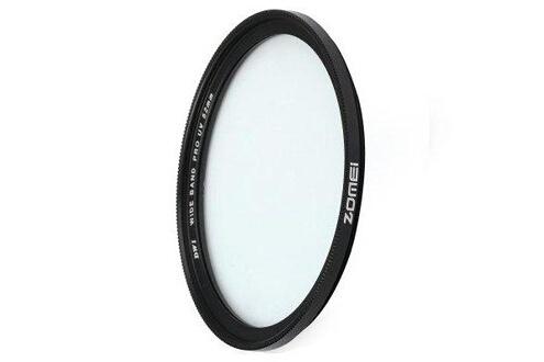 Dealmarche 52mm uv filtre de protection ultraviolet