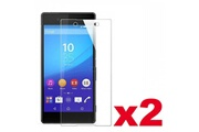 Sony Xperia Protection verre trempé sony xperia z4 compact x2