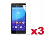 Sony Xperia Protection verre trempé sony xperia z4 compact x3