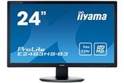 Iiyama E2483hs de b360,96cm (24