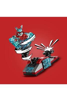 Lego Lego 70684 ninjago - spinjitzu slam - kai vs. Le samouraï