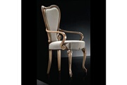 Artigiani Veneti Riuniti Chaise bout de table symphonie de style