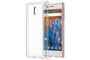 Nokia Coque hybride cristalline cc-705 pour nokia 3 - transparente