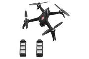 MJX Mjx bugs 5w (b5w) wifi fpv 1080p drone, camera, points de cheminement, point d'interet, maintien de l'altitude, drone pc, eu noir