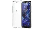 Nokia Coque nokia 5.1 plus slim crystal cc-151 - transparente