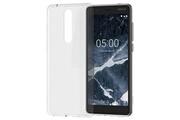 Nokia Coque nokia 5.1 slim crystal cc-109 - transparente