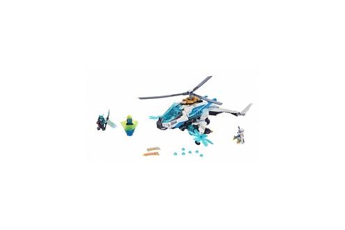 Lego 70673 le shuricopter lego ninjago