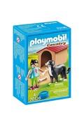 PLAYMOBIL Playmobil 70136 country - enfant avec chien
