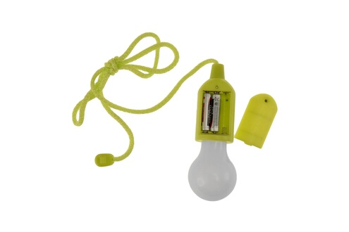 INCIDENCE Ampoule clic led - vert
