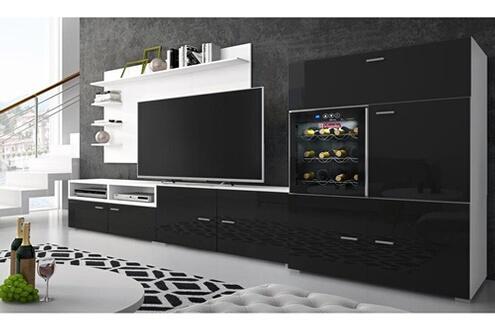 nouveau concept f6fb0 cf444 Comfort Ensemble de meubles,meuble de salon unité murale ...