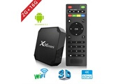 GENERIQUE X96mini amlogic s905w tv box quad core android 7.1.2 2 + 16 go wifi 4k smart