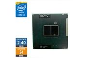 Intel Processeur intel core i5-2430m 2.40ghz sr04w ppga988 3mo