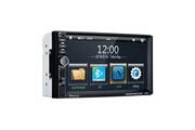 Marque Generique Autoradio lecteur mp5 de voiture écran tactile bt 7 pouces avec la fonction de gps et caméra de vision arrière