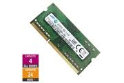 Samsung Barrette mémoire 4go ram ddr3 samsung m471b5173eb0-yk0 so-dimm pc3l-12800s 1rx8 691740-001