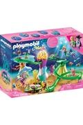 PLAYMOBIL Playmobil 70094 magic - pavillon de corail avec dôme lumineux
