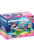 PLAYMOBIL Playmobil 70100 magic - famille de sirènes