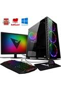 Vibox Sharp shooter 7s pc gamer ordinateur avec jeu bundle, windows 10 os, 22