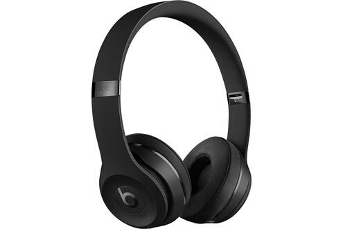 Beats Solo 3 wireless noir