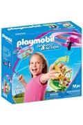 PLAYMOBIL Playmobil 70056 sport & action - fée avec hélice volante