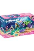 PLAYMOBIL Playmobil 70099 magic - chercheurs de perles et raies