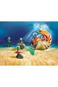 PLAYMOBIL Playmobil 70098 dmagic - sirène avec escargot des mers