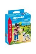 PLAYMOBIL Playmobil 70154 autre - maman avec bébé et chien