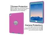 Generic Couverture hybride de cas armure pour apple ipad pro hp 9,7 pouces tablet pc case166