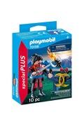 PLAYMOBIL Playmobil 70158 autre - combattant asiatique