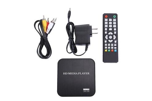 YONIS Passerelle multimédia lecteur vidéo 1080p hdmi clé usb disque dur hdd carte sd - yonis