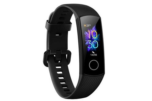 Huawei Honor band 5 bracelet connecté bluetooth 5.0 écran amoled de 0,95 pouce sports etanche - noir