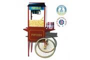 Sofraca Chariot pour machine à pop-corn - sofraca - - 3070010