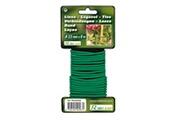 No-name Lien fil métallique revêtu pour les plantes 3,5mmx 8 m jardinage prlien358