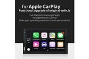 Generic Swm-x2 7inch hd écran capacitif voiture mp5 hôte carplay lecteur intégré driving recorder 82