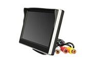 AUCUNE 800 * 480 écran tft lcd hd moniteur pour caméra de recul de voiture arrière arrière