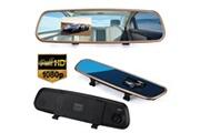 AUCUNE Car hd 3.2 '' 1080p retroviseur caméra dash cam dvr enregistreur vidéo g-capteur
