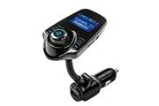 Generic Kit mains libres de voiture sans fil transmetteur fm mp3 bluetooth lecteur usb lcd modulatortransmetteur chaingzi 588