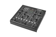 Ibiza Sound Table de mixage 3 canaux / 5 entrées avec usb/mp3/sd - ibiza sound djm200usb