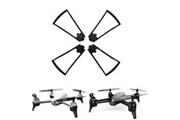 Generic 4pc drone propeller guard protecter ring pièces de rechange pour sg106 quadcopter pealer