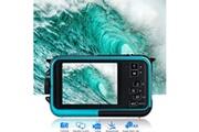 AUCUNE Caméra appareil photo numérique étanche 24 mp enregistreur vidéo full hd 1080p dv enregistrement