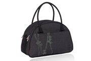 Lassig Sac à langer shoulder black