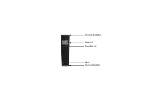 Epai Testeur electronique de chlore (redox)