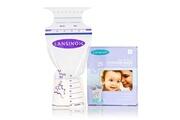 Lansinoh Sachets de conservation du lait maternel x25