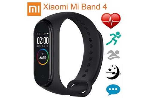 Generic Xiaomi mi band 4 amoled écran couleur wristband bt5.0 fitness tracker montre smart watch 496