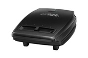 George Foreman George foreman 23411 grill compact 3 portions 1100 w noir