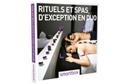 Smartbox Rituels et spas d'exception en duo