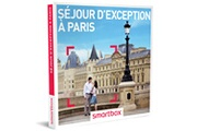 Smartbox Séjour d'exception à paris