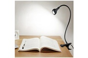 Generic Lampe de table led flexible support de bureau usb clip lit étude livre de lecture ampoule d'alimentation shui 247