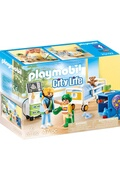 PLAYMOBIL Playmobil 70192 city life - chambre d'hôpital pour enfant