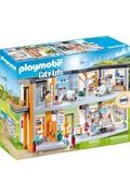 PLAYMOBIL Playmobil 70190 ciy life - hôpital aménagé